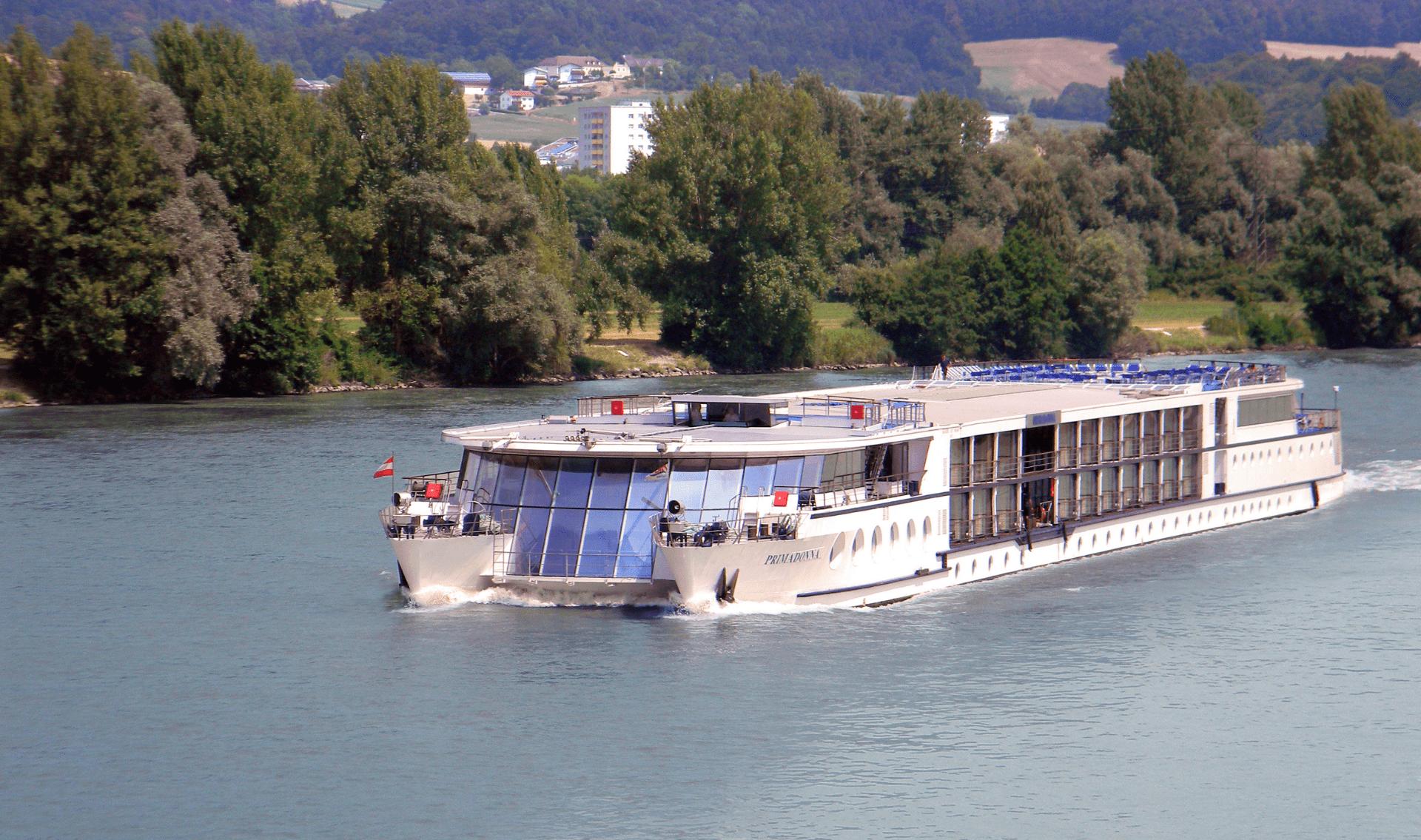 Fietscruise Donau : Passau - Wenen - Budapest