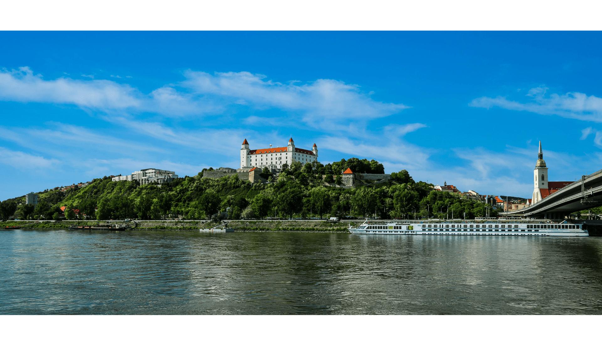 Fietscruise Passau - Bratislava - Passau