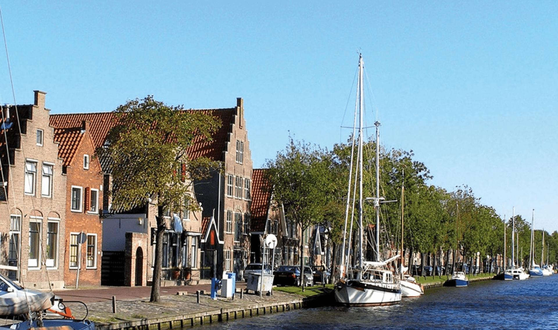 Fietsvakantie Friese meren Sneek, vanuit één hotel