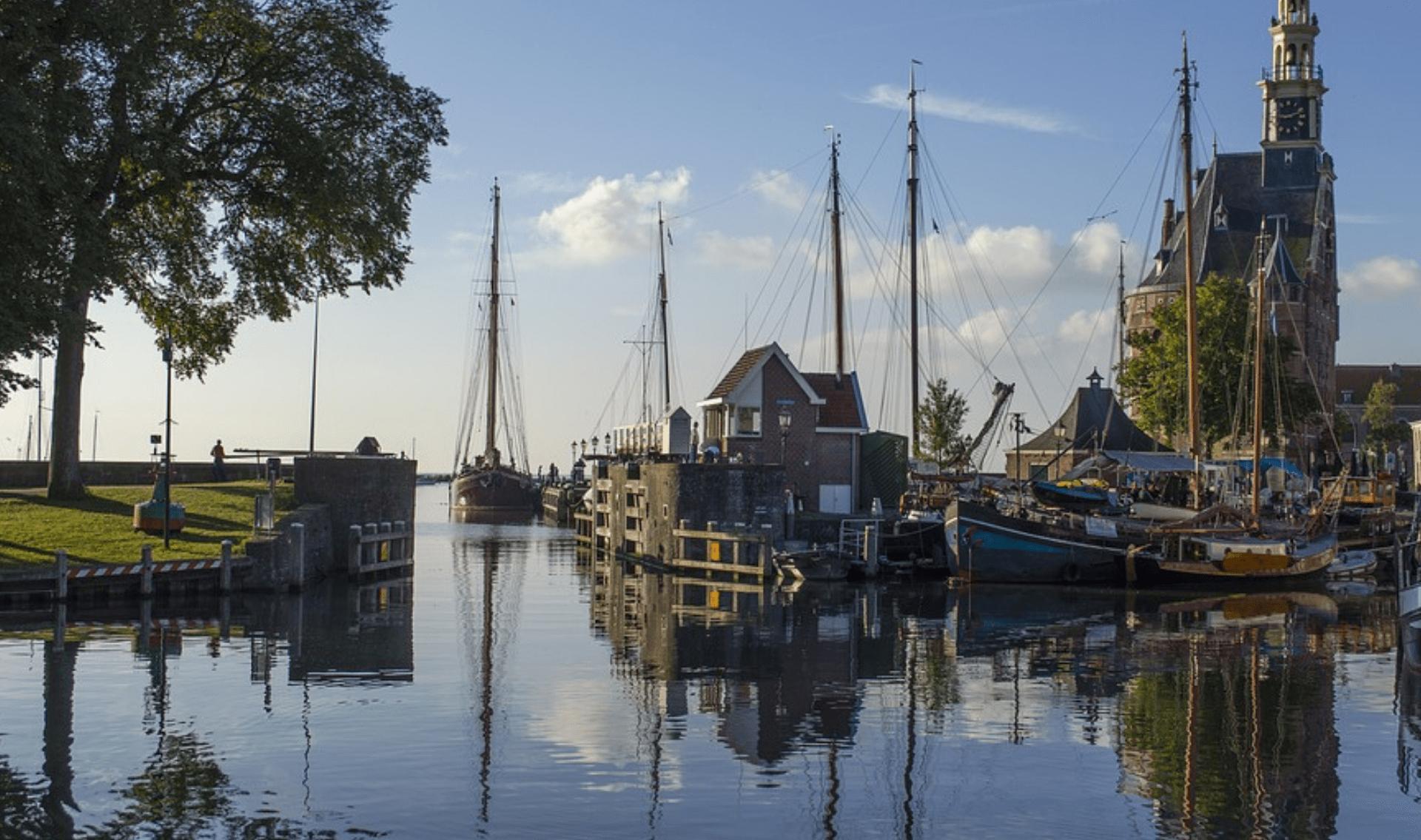 Fietsvakantie rond het IJsselmeer