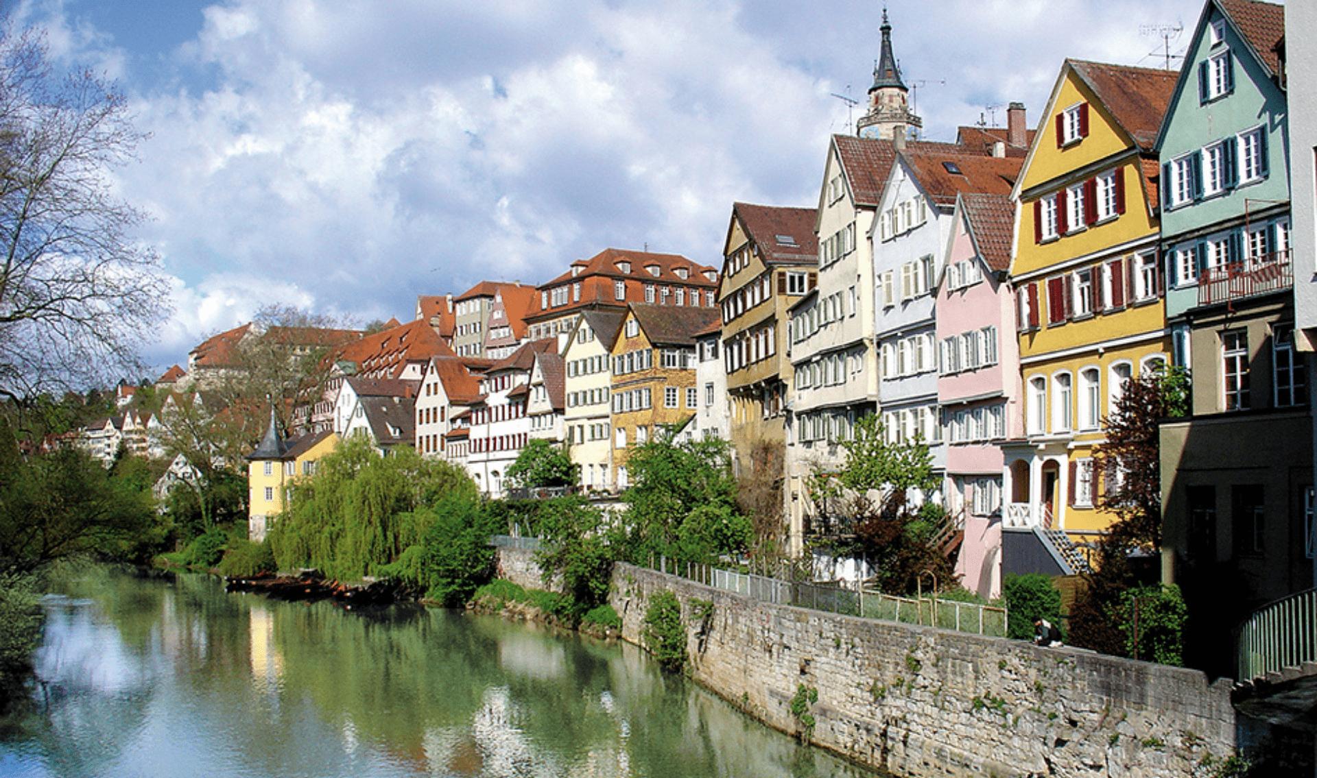 Fietsvakantie De Neckar