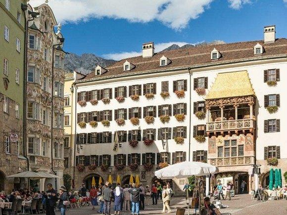 Innsbruck het gouden dak
