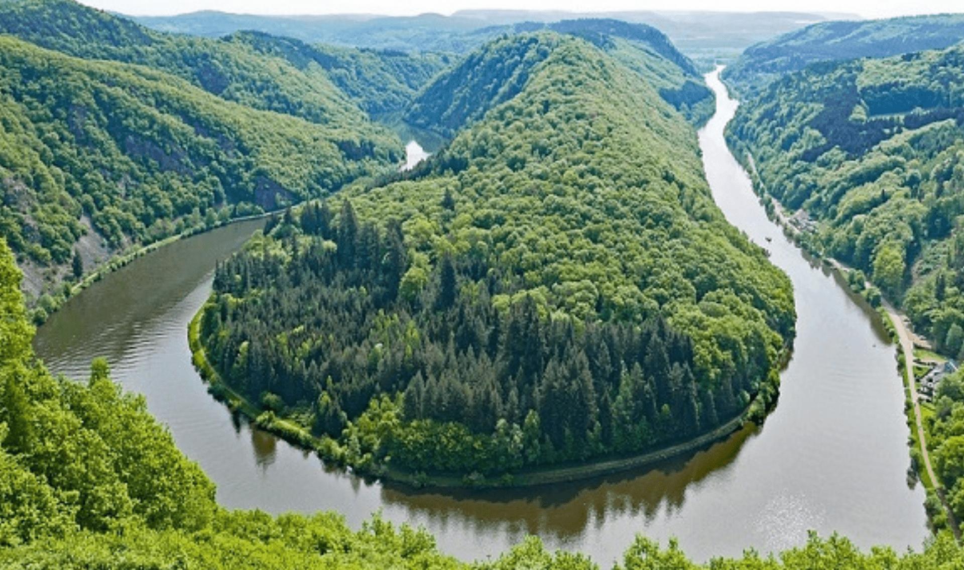 Fietsvakantie Langs de Saar naar Trier