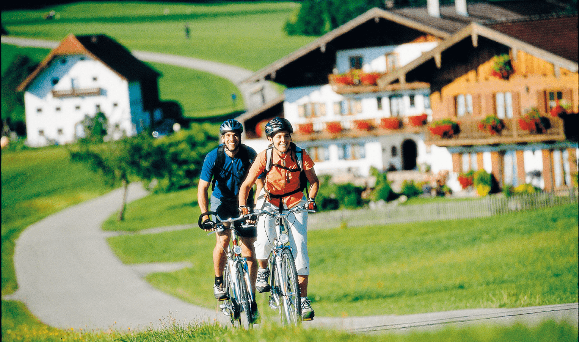 Fietsvakantie Tirol