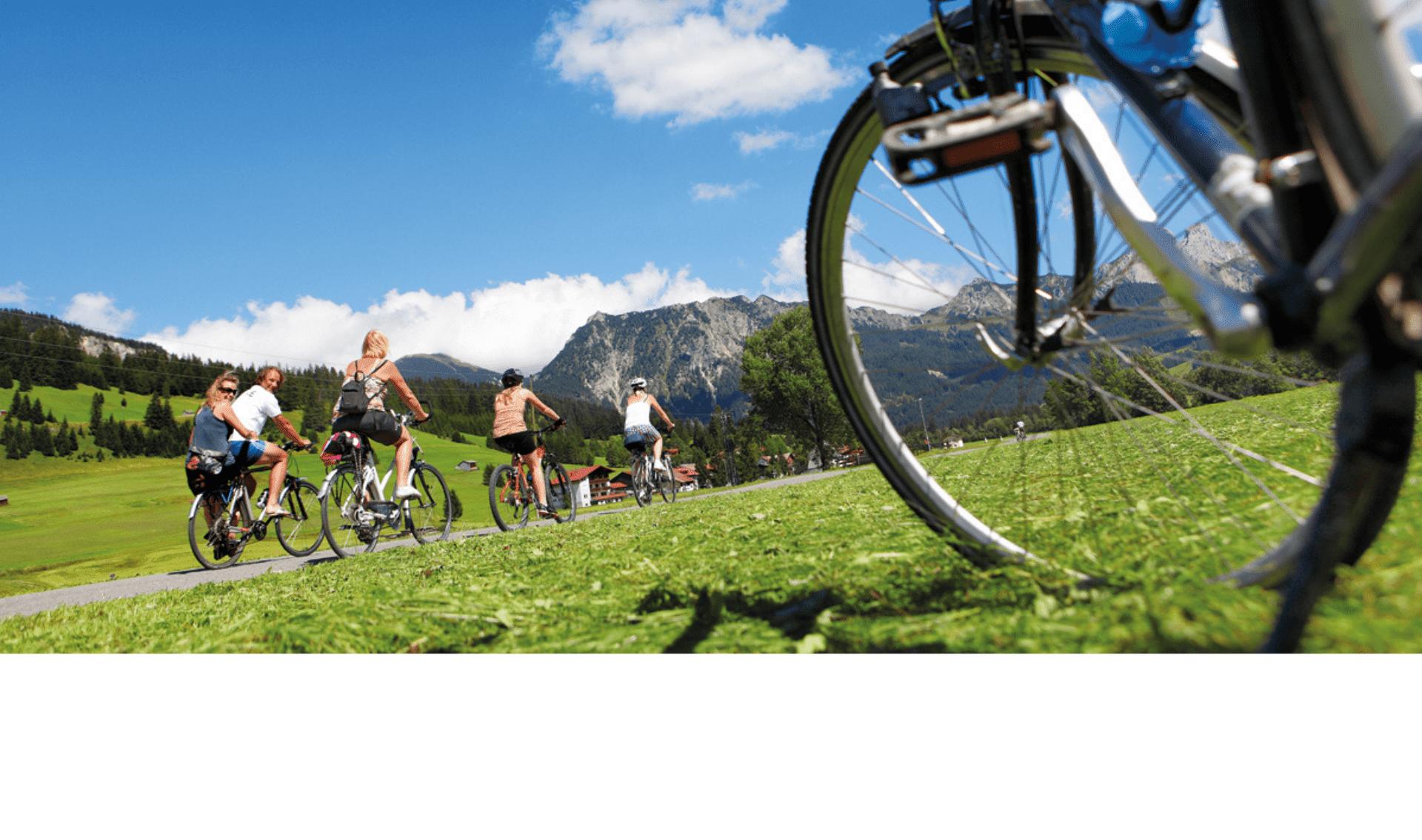 Fietsvakantie door Tirol