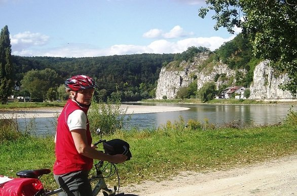 Fietsen langs de Altmühl tijdens de fietsvakantie Donaubron en Altmühl