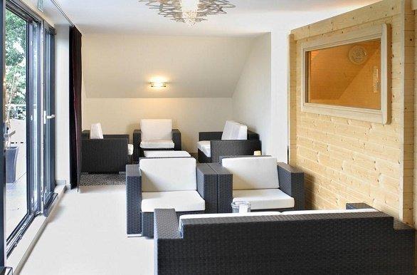 Hotel Schepers Gronau rustruimte sauna