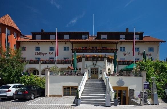 Hotel Edelfingerhof Bad Mergentheim