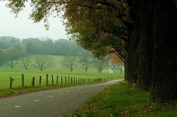 Pieterpad omgeving van Groesbeek