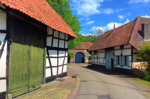 Terstraten in LImburg