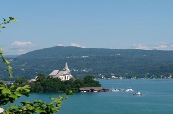 Wandelen en fietsen langs de rivieren Drau en Möll en rondom de Karintische meren in Karinthië