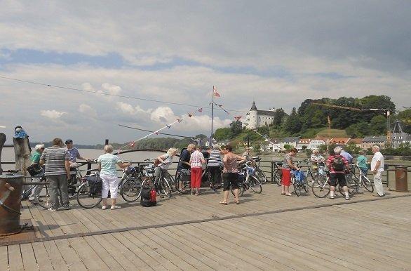 Fietsen naar Passau, Schlögen, Linz, Melk en Wenen over de Donauradweg