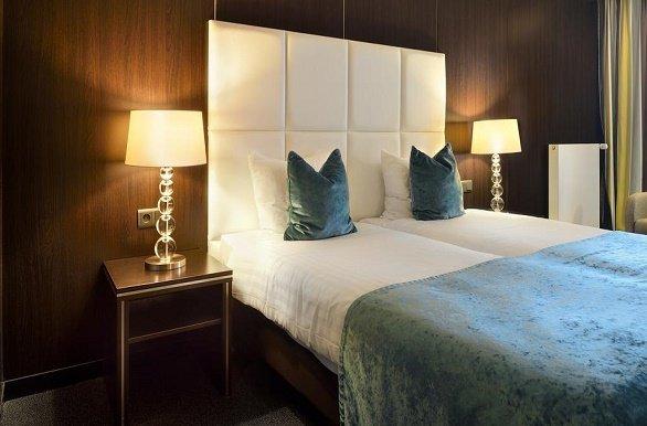 Hotel van der Valk Vught kamer