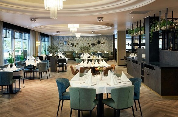 Hotel van der Valk Vught restaurant