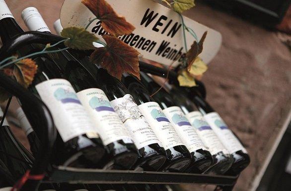 Wijnproeverij aan de Moezel
