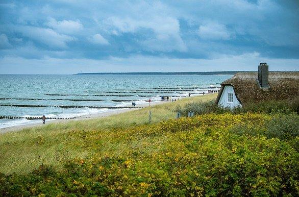 strand bij Arendhoop