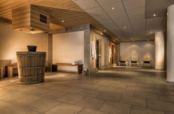Hotel Maritim Rheinsberg sauna