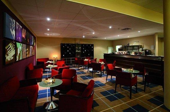 Hotel Maritim Rheinsberg bar