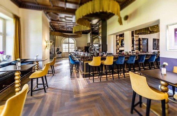 Radisson Blue Schlosshotel Fleesensee bar