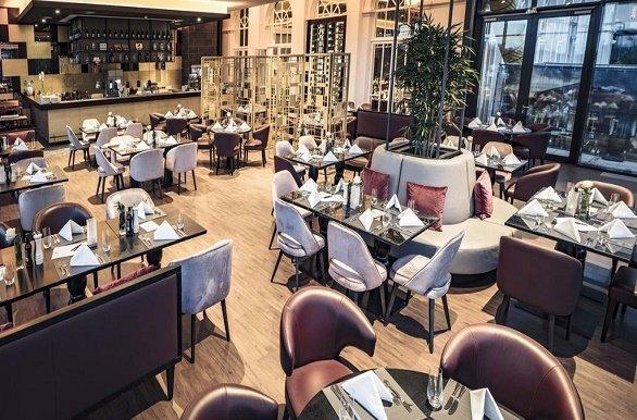 Radisson Blue Schlosshotel Fleesensee restaurant
