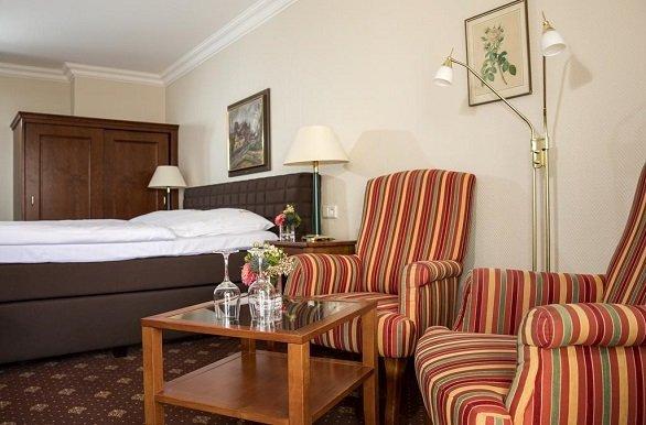 Hotel Grossfeld kamer