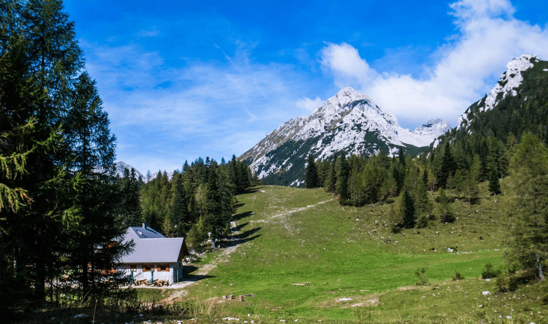 Wandelvakantie Slovenie