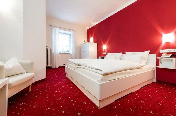 Hotel Zum Goldener Hirsch Reutte kamer