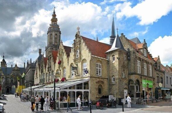 Centrum van Veurne