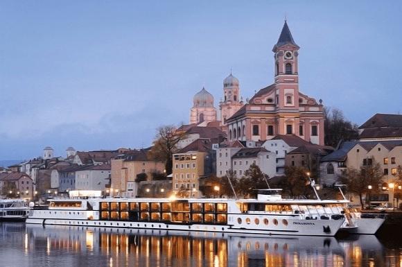 Linz en Wenen zijn de hoogtepunten tijdens de Fietscruise Passau Wenen