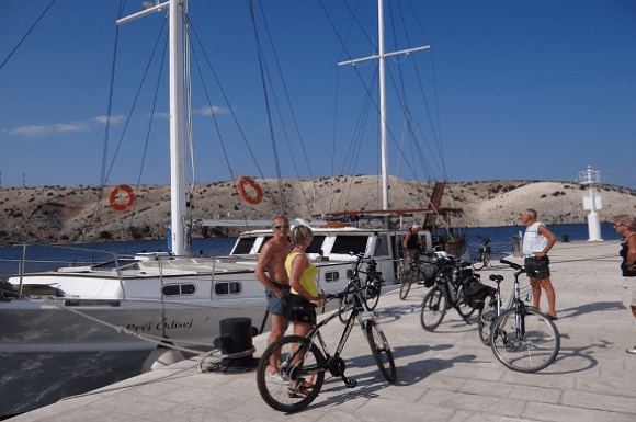 Geniet van een vakantie langs de mooiste kust van Europa op deze fietscruise langs de Dalmatische kust van Kroatië