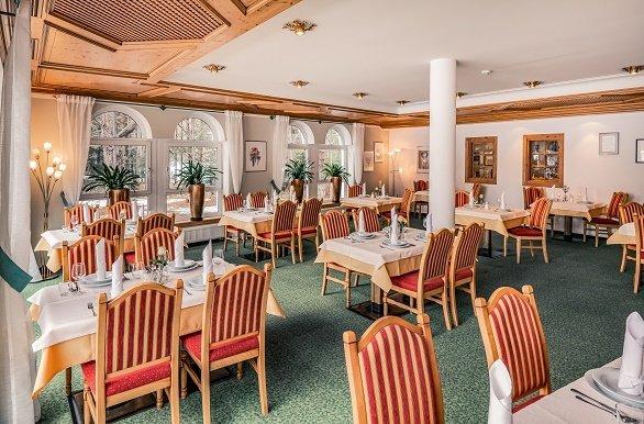 Hotel Föhrenhof restaurant