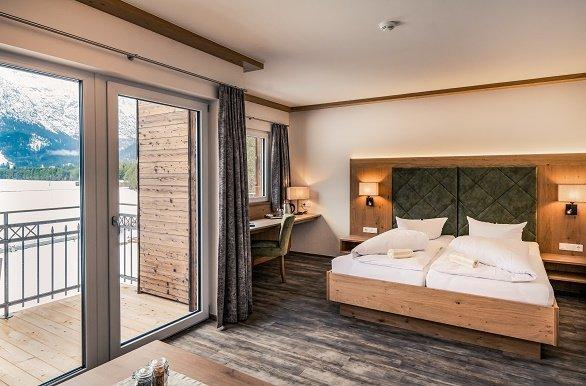 Hotel Föhrenhof junior suite