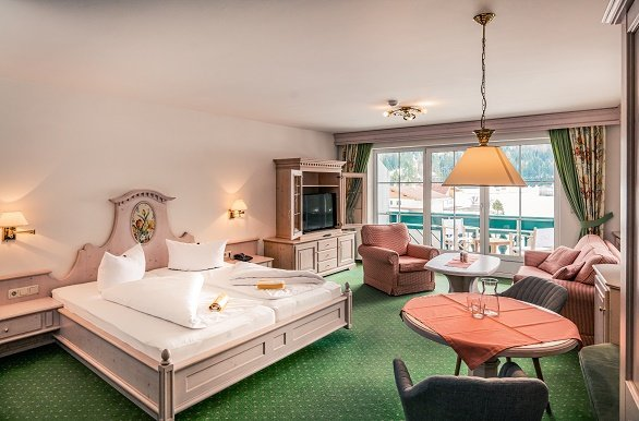 Hotel Föhrenhof suite