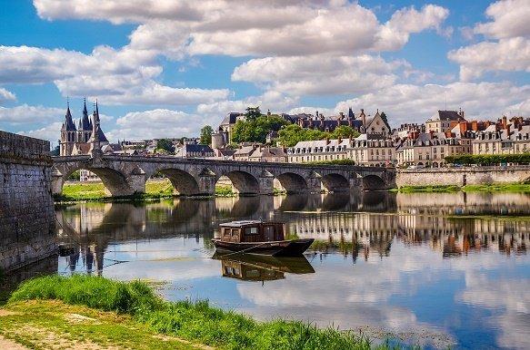 Blois met Loire