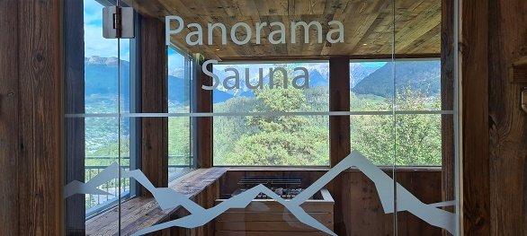Hotel Arzlerhof Panorama sauna