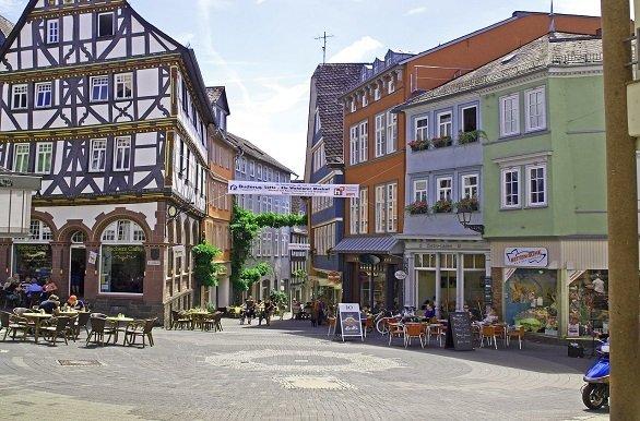Wetzlar Ijzermarkt