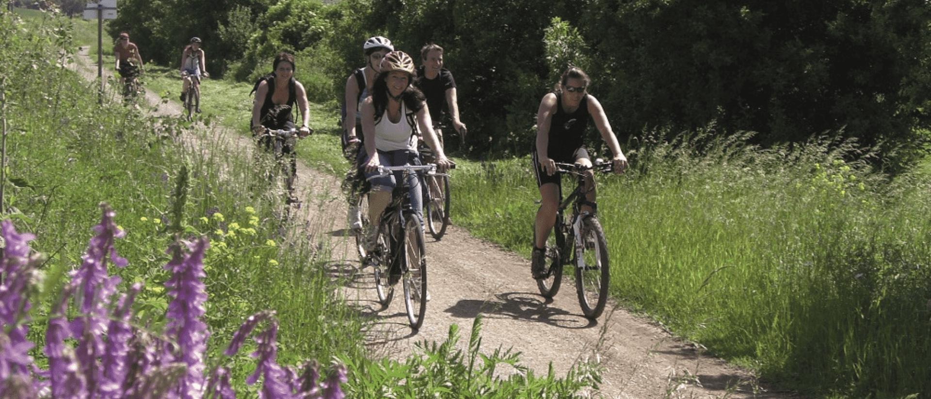 Fietsen over de mooiste fietsroutes met FItál Vakanties