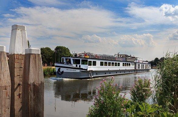 De Holand varend