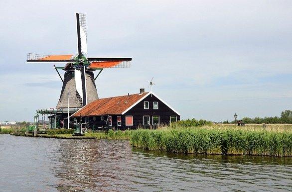 Fietscruise Noord Holland en Texel