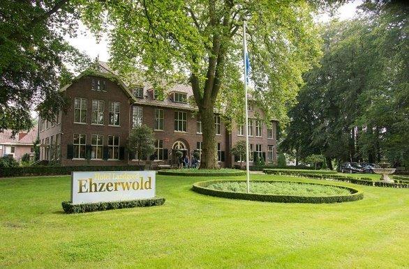 Hotel Ehzerwold voorzijde