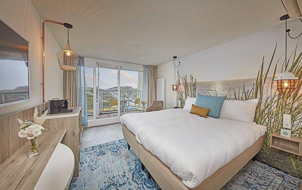 Carlton Beach Hotel kamer comfort kamer Zijzeezicht