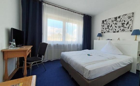 Hotel Merfelderhof kamer