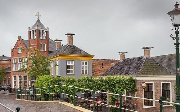 Pieterpad Winsum