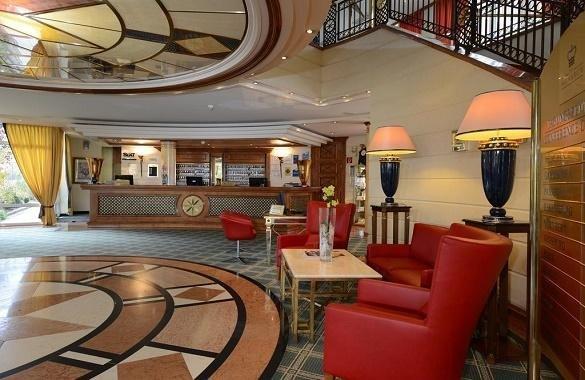 Hotel The Monarch Bad Gögging