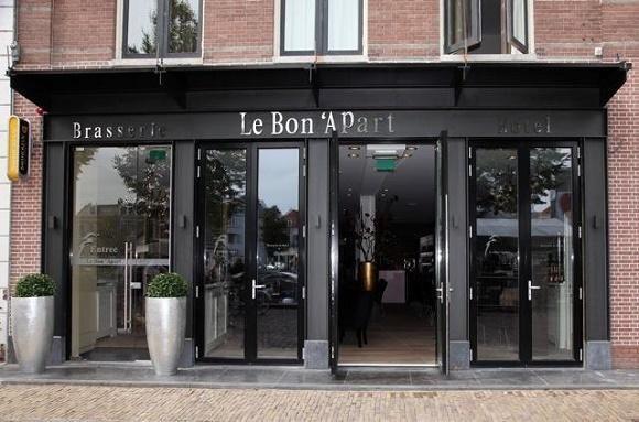 Hotel le bon Apart voorzijde