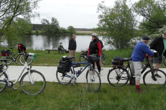 Fietsvakantie fietsen rondom Berlijn