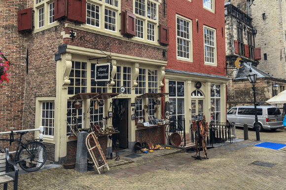 Fietsvakantie Delftse Hout