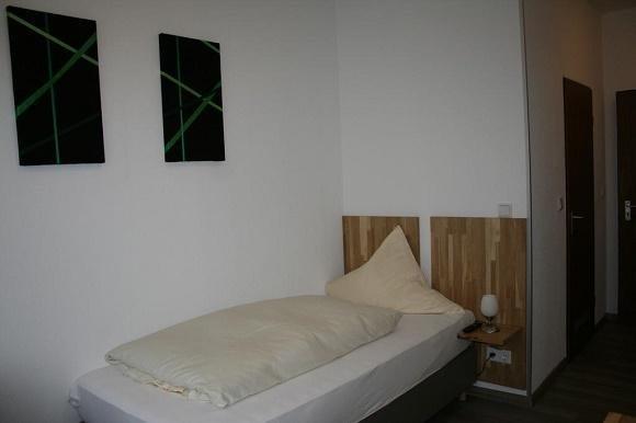 Hotel Merfelderhof 1 persoonskamer