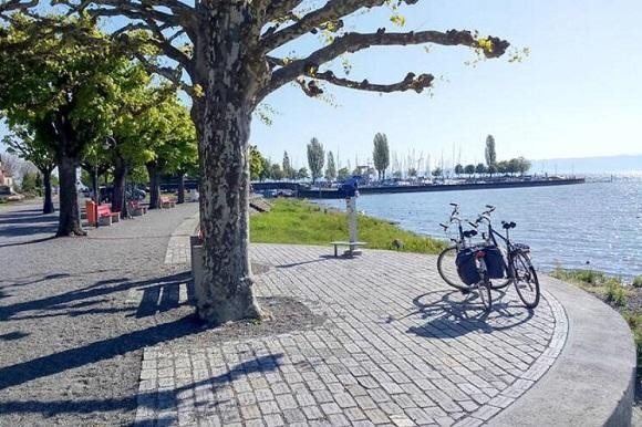 Bodensee fietsen