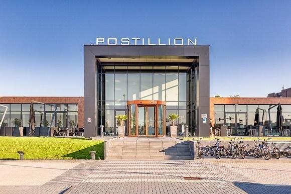 Hotel Postillion Bunnik voorzijde